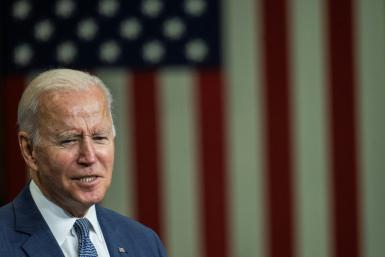 US lawmakers appear to be edging towards a deal to push through Joe Biden massive tax and spend plans