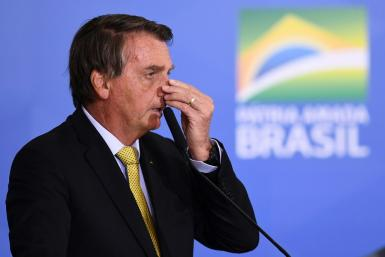 Brazil's right-wing president Jair Bolsonaro has repeatedly downplayed the seriousness of the pandemic, fought stay-at-home measures to slow the spread of the coronavirus and promoted treatments scientists said were ineffective