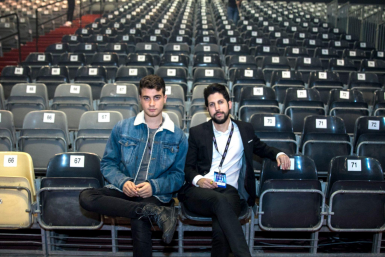 Gil Rabbi and Amit Sarusi, Co-Founder at Crowdr