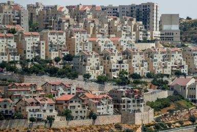 Israel's decision to expand Jewish settlements on occupied West Bank land has caused tensions with ally Washington