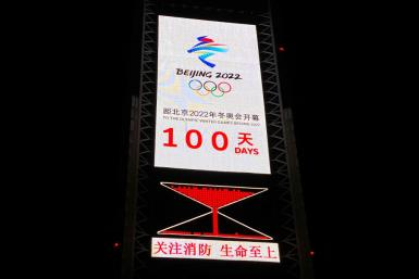 The Beijing Winter Olympics are just 100 days away