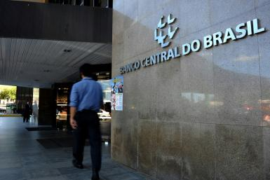 Brazil's Selic interest rate started 2021 at an all-time low of two percent, as policy makers sought to kick-start the economy after the devastation of the pandemic