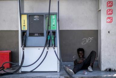 Gas stations have closed in the Haitian capital Port-au-Prince amid a severe fuel shortage caused by gangs blocking access to oil terminals