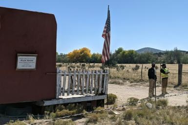 """Tragedy struck the set of low-budget Western """"Rust"""" in New Mexico"""
