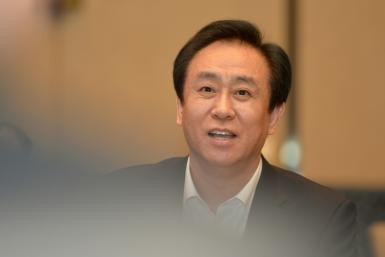 Xu Jiayin was once China's richest man with a fortune worth more than $40 billion but the troubles at Evergrande have shrunk that to less than $8 billion