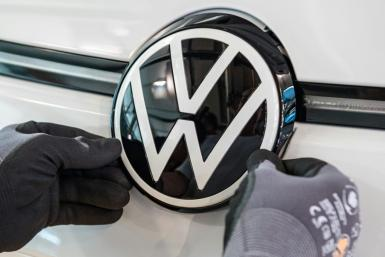 VW said it had delivered 600,000 fewer vehicles in the third quarter because of the global shortage of computer chips