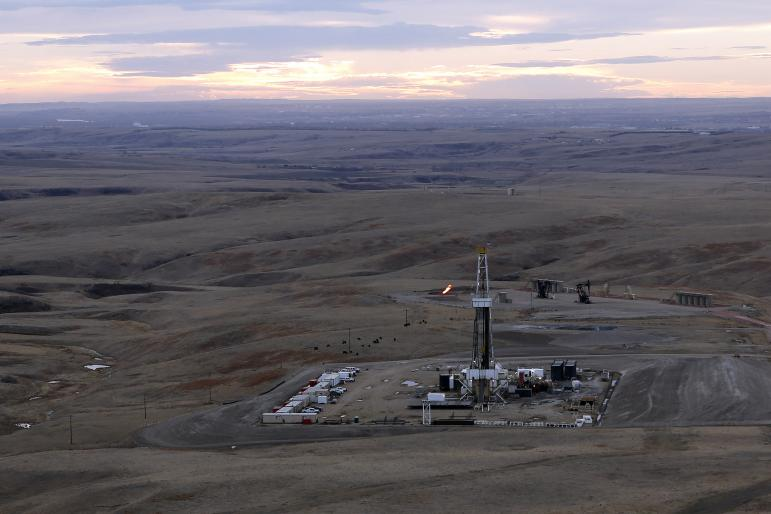 williston rig
