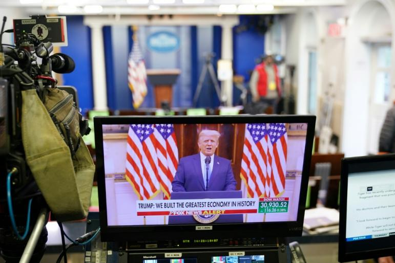 Former US president Donald Trump could return to YouTube but only when the platform determines that the risk of his incitement of violence has abated, according to the head of the Google-owned video service