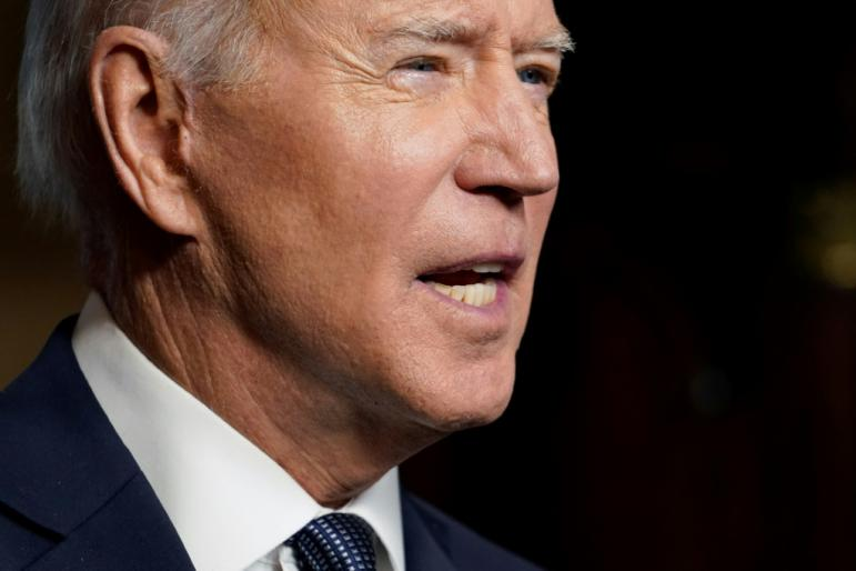 President Joe Biden's administration had stated it it wanted to raise the number of refugees allowed into the United States to some 60,000 a year -- but is delaying those plans