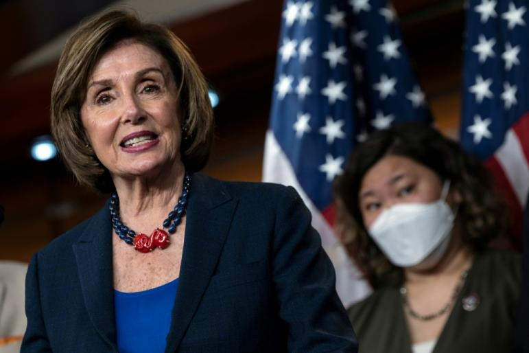 China has hit back at US House Speaker Nancy Pelosi after she called for a 'diplomatic boycott' of the 2022 Beijing Winter Olympics