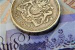 UK inflation drops in March, first time in 8 months; sterling too falls