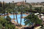 A general view of a hotel in Marrakech