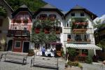 A general view of the Austrian world heritage village of Hallstatt