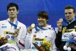 [VIDEO] Park Tae-hwan Wins Gold in Men's 400 Meter Freestyle at World Championships