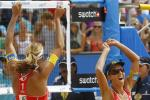 USA Women's Beach Volleyball: May-Treanor/Walsh Jennings vs. Ross/Kessy: Watch Live Stream Online, Preview Of 2012 Olympic Matchup