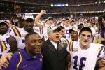 LSU vs Washington: Watch Live Stream Online, Betting Odds, Prediction, and Preview for Saturday's College Football Game