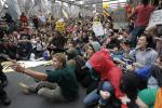 Occupy Wall Street: 700 Protesters Arrested on Brooklyn Bridge