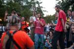 Occupy Atlanta Protesters Ignore Police Order to Leave Woodruff Park