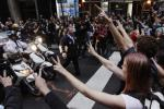 As Occupy Wall Street Expands, Tensions Mount Over Structure