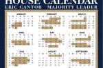 Dems Attack Republicans Over 109-Day 2012 House Calendar