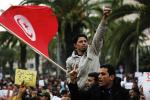 Tunisians Celebrate Their Revolution One Year On