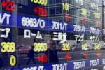 Asian Stocks Fall On Global Economic Growth Worries