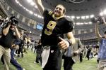 Drew Brees broke the single-season record for most passing yards in a single season on Monday night. Dan Marino, the former record holder, congratulated the Saints QB via Twitter.