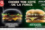 Darth Vader Burger: Is the 'Star Wars' Burger Quick's Smartest Gimmick?