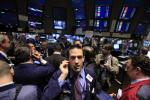US Stocks Fall On Poor Consumer Confidence, Property Value Data
