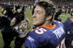 Tim Tebow: Top Ten To-Do-List For Off-Season