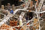 Metropolis II: Artist Creates Futuristic Miniature City in LA [PHOTOS & VIDEO]