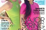 Kendall and Kylie Jenner Cover Teen Vogue, Talk Boys, Blogs and Sisterly Love
