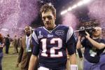 Tom Brady Super Bowl 2012