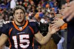 Tim Tebow passes on Dancing With the Stars