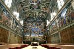 Sistine Chapel Closed Ahead Of Conclave To Elect The Next Pope
