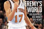 Jeremy Lin Ties Sports Illustrated , Newsday Cover Record
