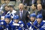 Toronto Maple Leafs Fire Head Coach Ron Wilson