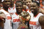 NCAA Bracket 2012: Syracuse's Fab Melo To Miss NCAA Tournament; Time To Adjust Your Brackets
