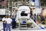 SpaceX To Make First Commercial Cargo Run To Space Station April 30