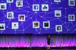 """Facebook Chief Operating Officer Sheryl Sandberg delivers a keynote address at Facebook's """"fMC"""" global event for marketers in New York City"""