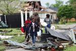Tornadoes Cut Path Of Destruction In Texas [PHOTOS]