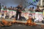 1,200 Palestinians Declare Hunger Strike; Protests Erupt In Gaza In Solidarity With Prisoners [PHOTOS]