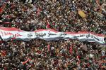 Egypt: Thousands Flood Tahrir Square To Protest Military Rule