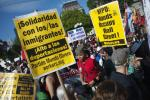 May Day Rallies Around the World (PHOTOS)