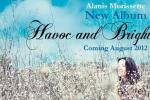 Alanis Morissette New Album: 'Havoc and Bright Lights' Due in August