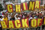 South China Sea Protests