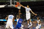 Anthony Davis Selected No. 1 Overall By New Orleans Hornets In NBA Draft