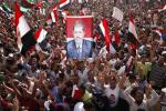 Morsi Proclaims 'Rebirth Of Egypt' At Tahrir Rally