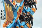 Welcome To Kim-land! North Korea's Grinning Dictator Tours An Amusement Park