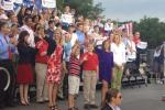 Janna Ryan, Paul Ryan's Wife, Attends Presidential Campaign Events In North Carolina Wearing $35 Dress [PHOTO]